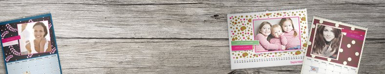 fotokalender im modernen design selbst gestalten. Black Bedroom Furniture Sets. Home Design Ideas