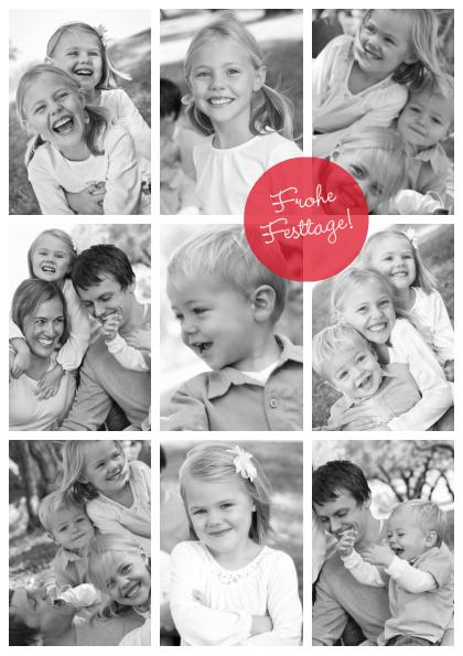 weihnachtskarten mit familienfoto my blog. Black Bedroom Furniture Sets. Home Design Ideas