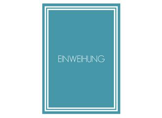 Einladung Einweihung Emilio (Postkarten DIN A5 ...