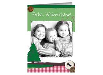 Weihnachtskarte Countrywishes