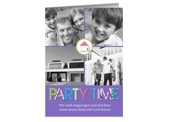 Einladung Einweihung Party