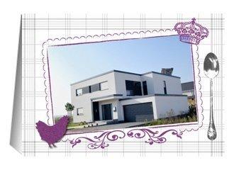 Einladung Einweihung Landhaus