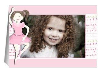 Einladung Kindergeburtstag Ballerina
