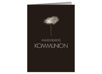Einladung Kommunion Tree Tale