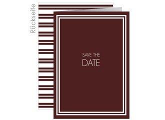 Save the Date Emilia 1