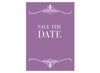 Save the Date Walter