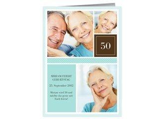 Einladung 50. Geburtstag Chastely