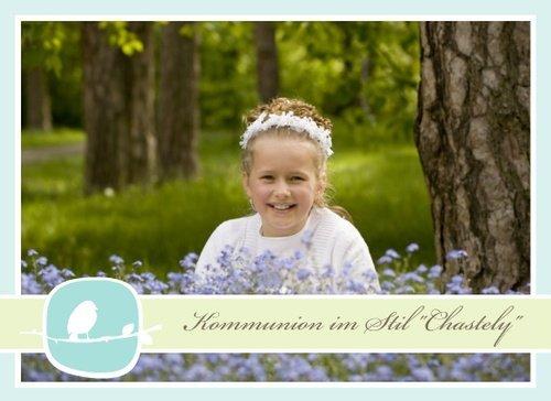 Fotobuch Kommunion Konfirmation Chastely