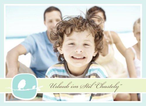 Fotobuch Urlaub Chastely