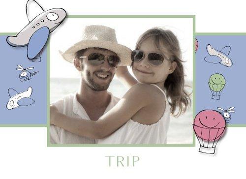 Fotobuch Urlaub Trip