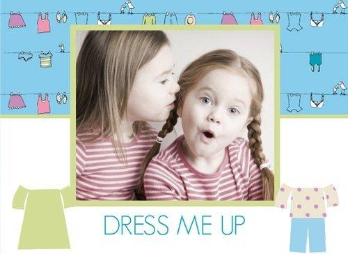 Fotobuch Dress me up 2