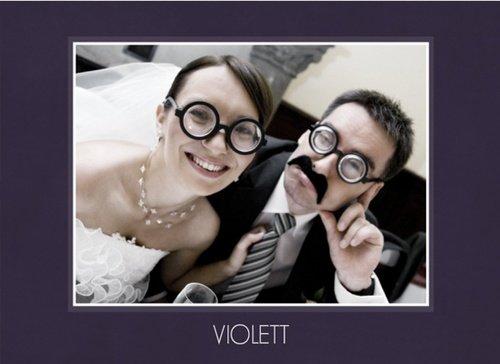 Fotobuch Violett 1