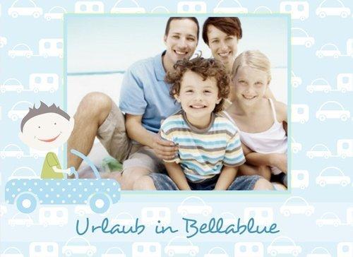 Fotobuch Urlaub Bellablue