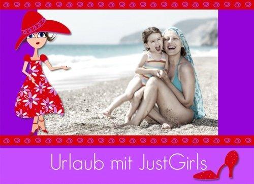 Fotobuch Urlaub Just Girls
