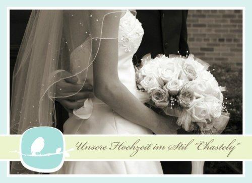 Fotobuch zur Hochzeit Chastely