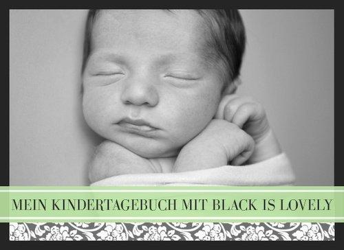 Fotobuch als Kindertagebuch Black is lovely