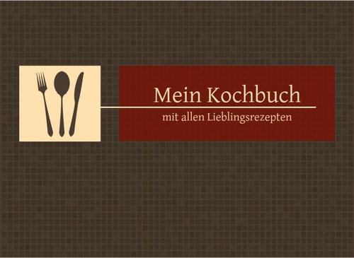 Kochbuch Square