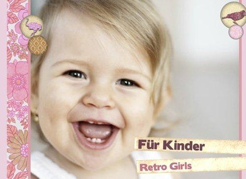Fotobuch für Kinder RetroGirls