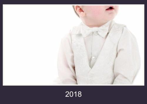 Fotokalender Violett 1