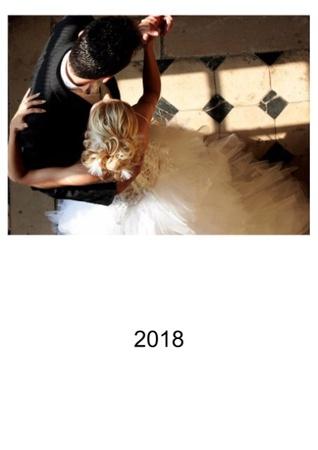 Fotokalender Weiß 2