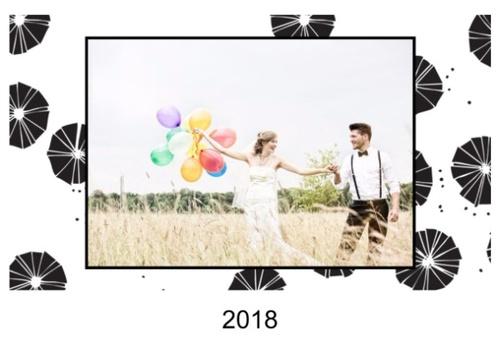 Fotokalender Black and White