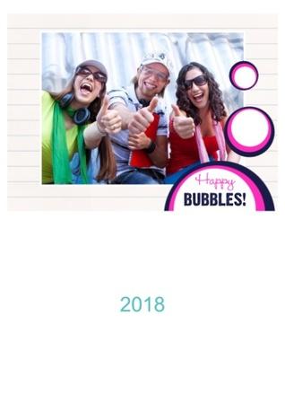 Fotokalender Bubbles