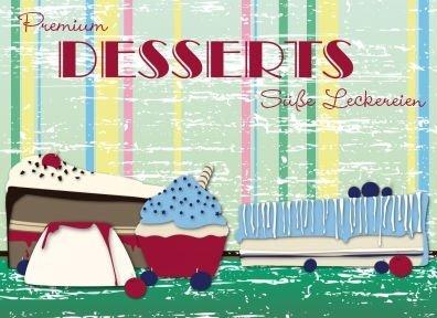 Backbuch Süßigkeitenfabrik