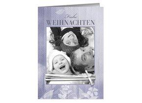 Weihnachtskarte Papeterie 1