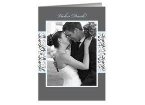 Danksagung Hochzeit Greyling