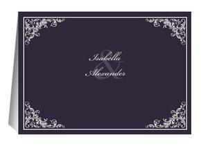 Einladung Hochzeit Marlene 2