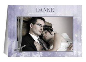 Danksagungskarte Hochzeit Iliana