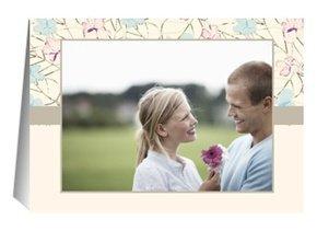 Einladung Hochzeit Pink Blossom