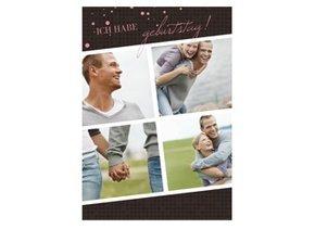 Einladungskarte Geburtstag Brynn 1