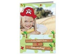 Kindergeburtstag Piratenschatz