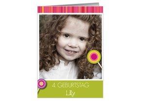 Einladung Kindergeburtstag Lilly
