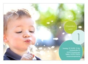 Kindergeburtstag Green Bubbles