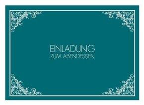 Einladungskarte Zum Essen Leonore