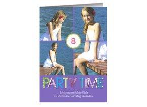 Einladung Kindergeburtstag Party