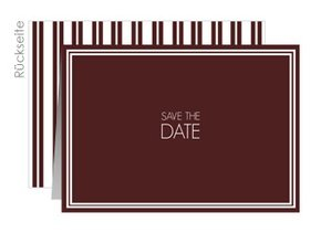 Save the Date Emilia 2