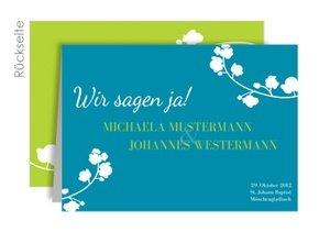 Einladung Hochzeit Aurelie