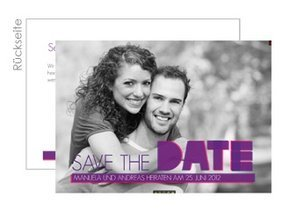 Save the Date Love
