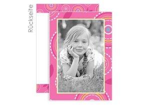 Grußkarte Violetta 2