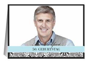 Einladung 50. Geburtstag Oliver