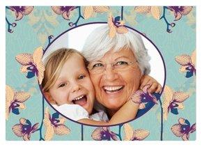 Einladungskarte 90. Geburtstag Fynn 1