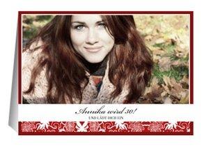 Einladung 30. Geburtstag Renesmee