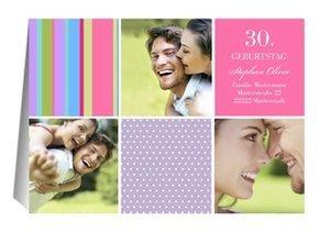 Einladung 30. Geburtstag Bambina