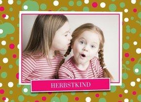 Fotobuch Herbstkind 2