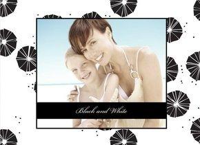 Fotobuch unser Urlaub Black & White