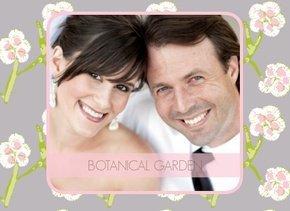 Hochzeit mit Botanical Garden