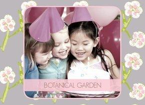 Fotobuch Geburtstag Botanical Garden
